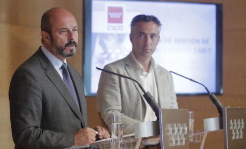 La Comunidad de Madrid actualiza el acuerdo de cesión del estadio del Rayo Vallecano