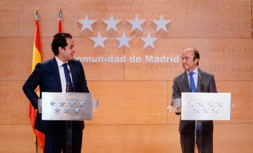 Madrid duplica la limpieza en los centros educativos para una vuelta segura a las aulas frente al COVID-19