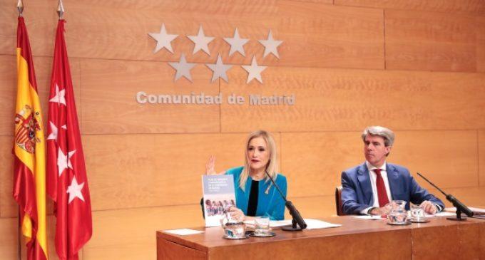 La Comunidad de Madrid aprueba el Plan de Infancia, con un presupuesto de 2.000 millones y 230 medidas