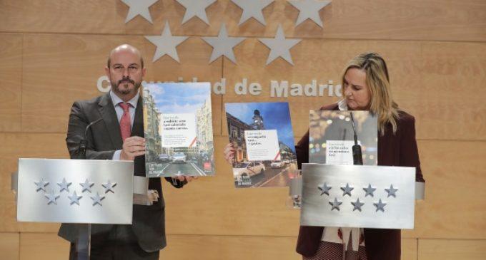 La Comunidad lanza una campaña informativa sobre las novedades del Reglamento del taxi