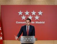 La Comunidad de Madrid reparte 3.100 termómetros digitales sin contacto a los centros escolares