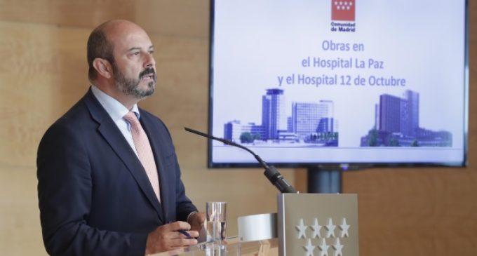 Las urgencias del Hospital 12 de Octubre serán reformadas con una inversión de 4,3 millones