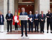 Garrido afirma que el Gobierno regional seguirá trabajando para sacar adelante un proyecto que ha dado resultados visibles y positivos