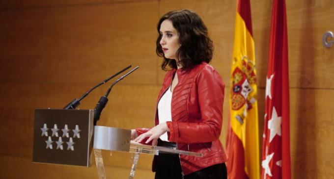 La Comunidad de Madrid aprueba 229,5 millones de euros para el pago de prestaciones de dependencia