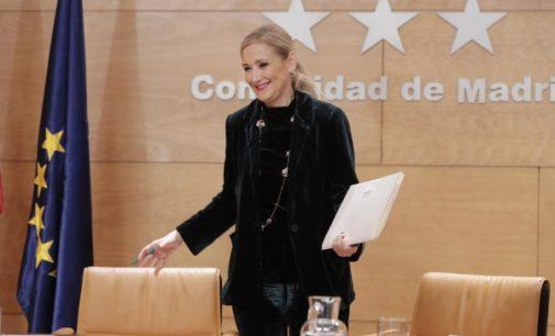Cifuentes destaca que la Comunidad de Madrid termina 2017 siendo el motor económico de España