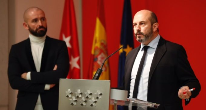La Comunidad de Madrid invierte casi 83 millones para la limpieza de nueve hospitales públicos