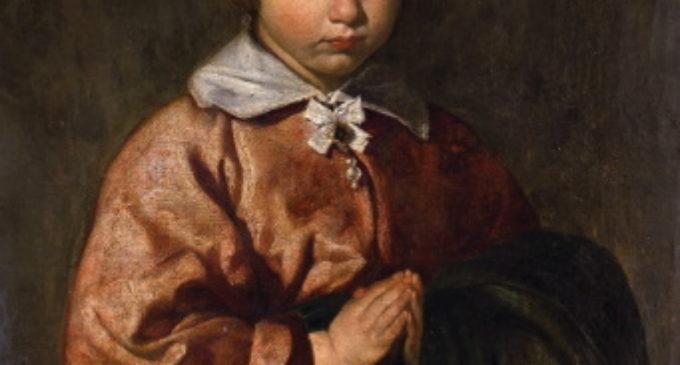 La Comunidad de Madrid declara Bien de Interés Cultural el 'Retrato de niña o joven Inmaculada' de Velázquez