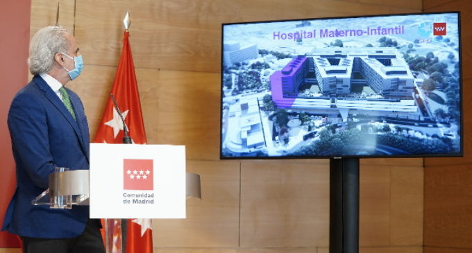 La Comunidad de Madrid aprueba la construcción del nuevo Edificio de Hospitalización del Hospital 12 de Octubre
