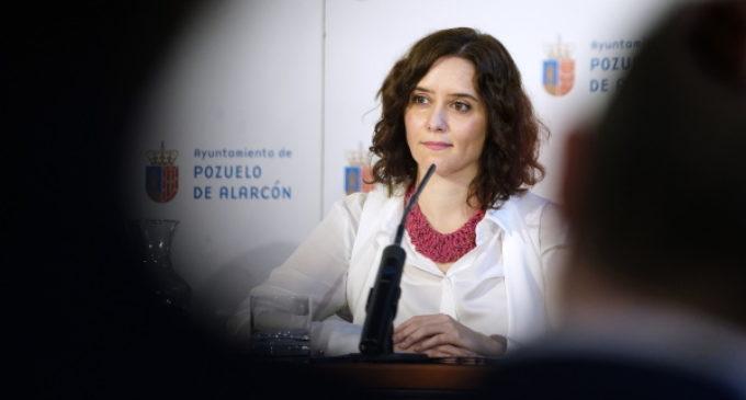 Díaz Ayuso inicia una ruta por todos los municipios de la región para reunirse con sus alcaldes