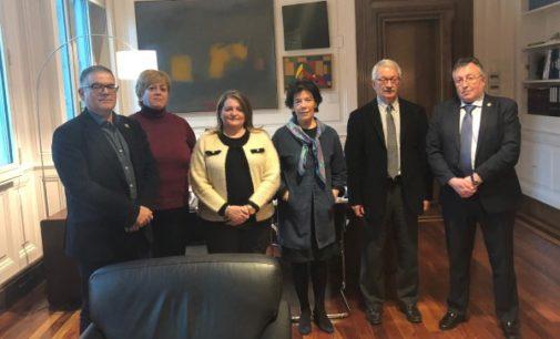 CONCAPA transmite a la ministra de Educación su preocupación por la forma de tramitar la futura Ley Educativa