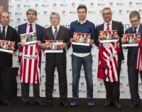 La Fundación Atlético de Madrid presenta su Calendario Solidario 2016