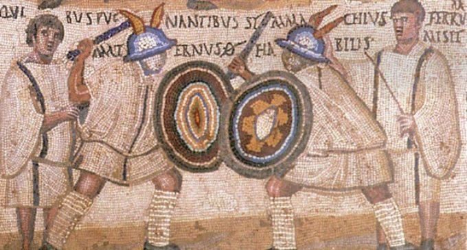 Así cambió el cristianismo la sociedad romana