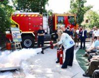 Cifuentes presenta la campaña #0INCENDIOS para la prevención de incendios en el hogar