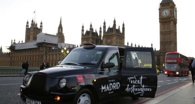 La Comunidad presenta en Londres la campaña 'Madrid is waiting for you' para atraer turistas