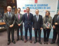 La Comunidad proporciona consejos a los usuarios para aumentar la seguridad al utilizar las instalaciones de gas
