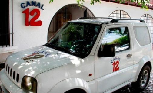 Nicaragua: Embargo del 'Canal 12' y asedio a periodistas
