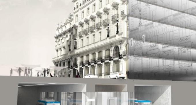 Sevilla-Canalejas se revitalizará con una infraestructura subterránea y un aparcamiento