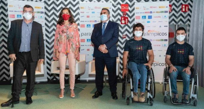 La Comunidad presenta a los 35 deportistas paralímpicos madrileños preseleccionados para los Juegos Olímpicos de Tokio 2020