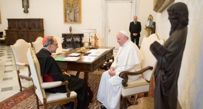 El Papa explica por qué no ha aceptado la renuncia del Cardenal Barbarin