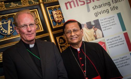 Cardenal Bo: La 'inadmisibilidad' de la pena de muerte es la 'afirmación sin miedo' de la dignidad humana