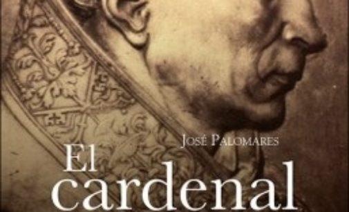 """José Palomares presenta su libro """"El cardenal Cisneros"""" editado en SAN PABLO"""