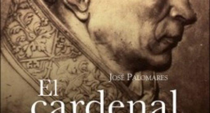 José Palomares presenta su libro «El cardenal Cisneros» editado en SAN PABLO