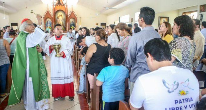 """Cardenal Leopoldo Brenes: """"Todo Nicaragua está en diálogo"""""""