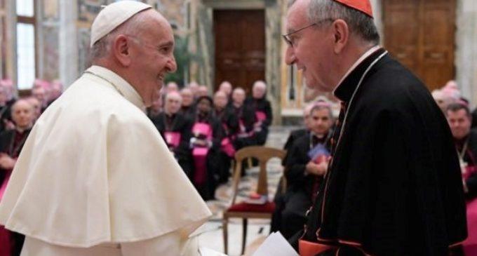 Venezuela: la carta confidencial del cardenal Parolin al presidente Maduro