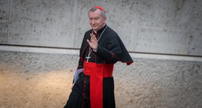 El cardenal Parolin asegura que diplomacia y política deben estar llenas de misericordia