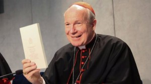 Cardenal Schonborn. Foto Daniel Ibáñez. ACI Prensa