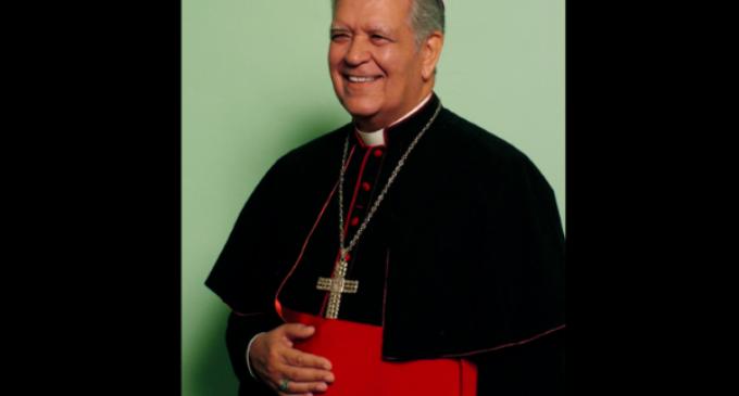 Venezuela: el Santo Padre hizo llegar su solidaridad al cardenal Urosa