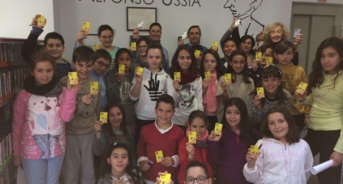 4,5 millones de madrileños pueden acceder ya al Carné Único de bibliotecas de la Comunidad de Madrid