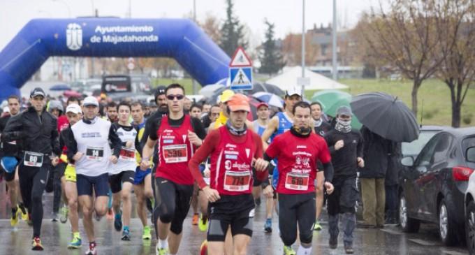 Medio millar de corredores participaron en la carrera solidaria por los enfermos de pulmón