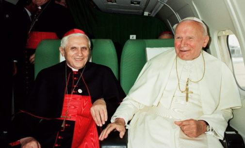 Carta de Benedicto XVI en el centenario de Juan Pablo II