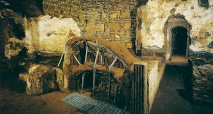 Restauradas las catacumbas de los santos Marcelino y Pedro gracias a la Heiydar Aliyev Foundation
