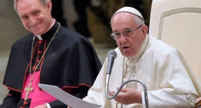 El Papa Francisco recuerda en catequesis su participación en JMJ 2016