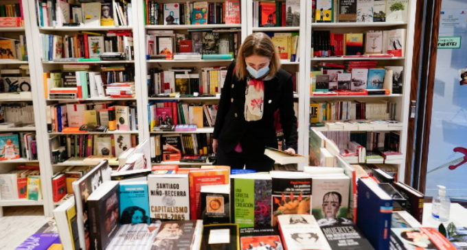 La Noche de los Libros se va a celebrar el próximo día 1 de octubre bajo el lema Madrid a la vanguardia