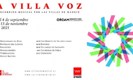 Tercera edición del ciclo A Villa Voz en la Comunidad de Madrid