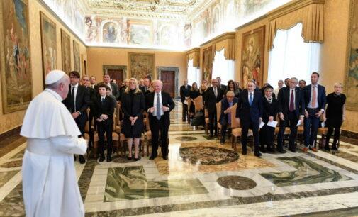 """Centro Simon Wiesenthal: El Papa llama a """"abrir caminos de proximidad"""""""