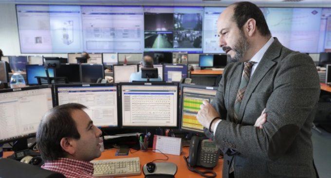 El Centro de Control de Metro cumple 10 años garantizando el funcionamiento de sus 301 estaciones y más de 290 km.