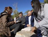 La Comunidad implica a los jóvenes en la conservación del medio ambiente con programas educativos