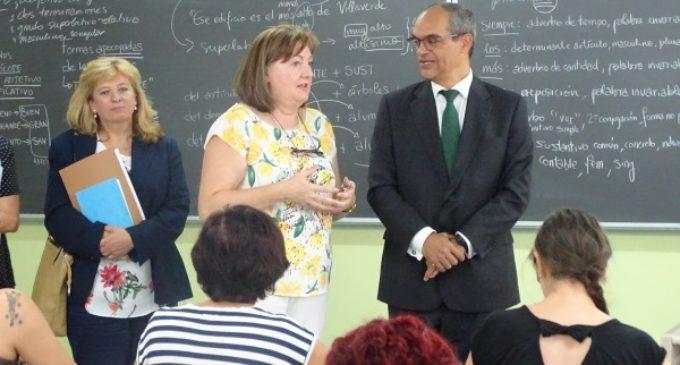Campaña para incentivar la matriculación en los Centros de Educación para Adultos en la Comunidad de Madrid