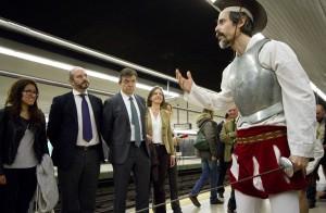 Cervantes Metro 2