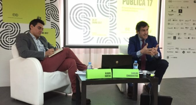 Chaguaceda participa en Pública Encuentros Internacionales de Gestión Cultural