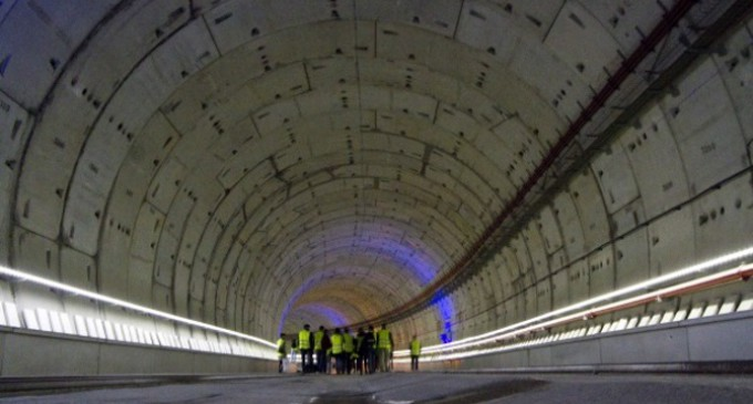 Las obras de conexión a través de alta velocidad entre Chamartín y Atocha ya están ejecutadas al 90%