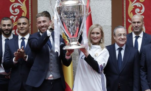 Sergio Ramos y el Atlético de Madrid Femenino, entre los galardonados con los Premios 7 Estrellas del Deporte de la Comunidad de Madrid
