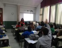 Casi 2.000 estudiantes han participado en las charlas sobre el buen uso de redes sociales