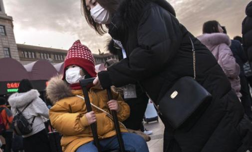 China: La Iglesia cuida a las víctimas del coronavirus