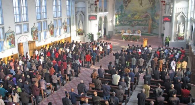 Iglesia en China: hacia la reconciliación