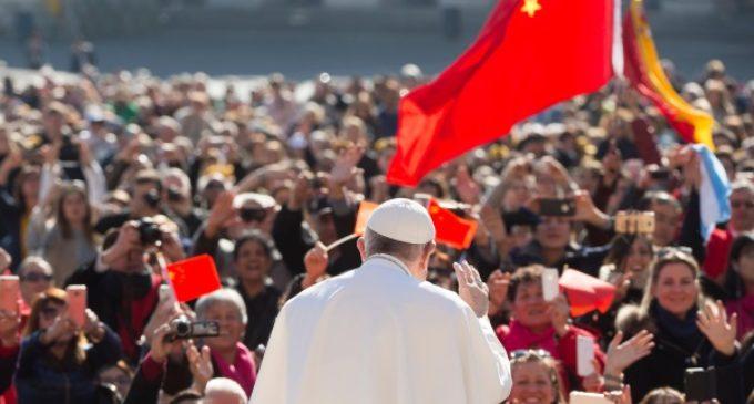 La Santa Sede y China firman un Acuerdo Provisional